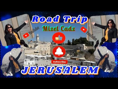 Road Trip Frm Jerusalem To Tel Aviv Israel