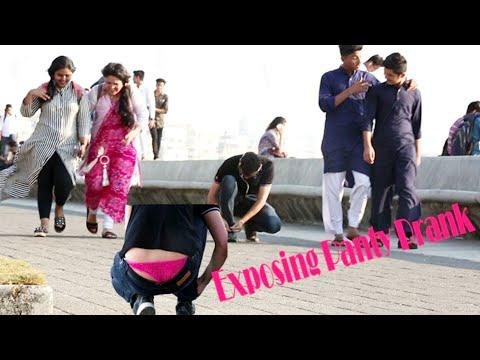 CHaddi prank on Girls (funny reaction)😂😲