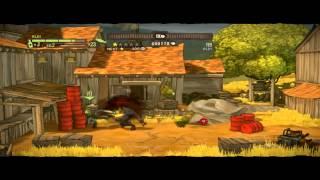Shoot Many Robots - Walkthrough part 1 - Gameplay PC [HD]