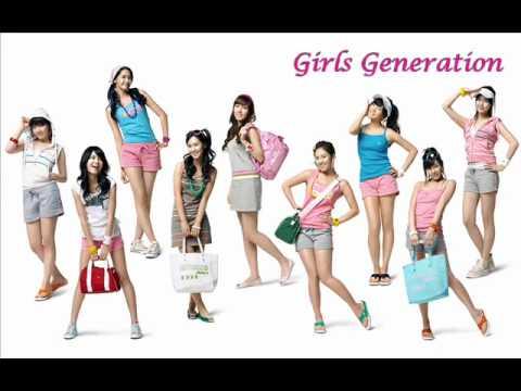 girls generation- HOOT LYRICS
