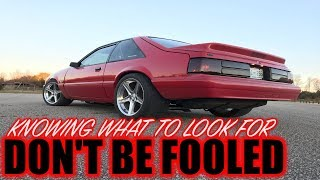 Download Don't get fooled when buying a foxbody mustang *KNOW WHAT TO LOOK FOR Mp3 and Videos