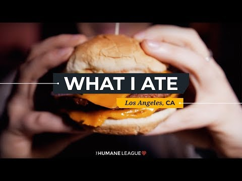 Favorite Vegan Spots in LOS ANGELES 🌞| The Humane League