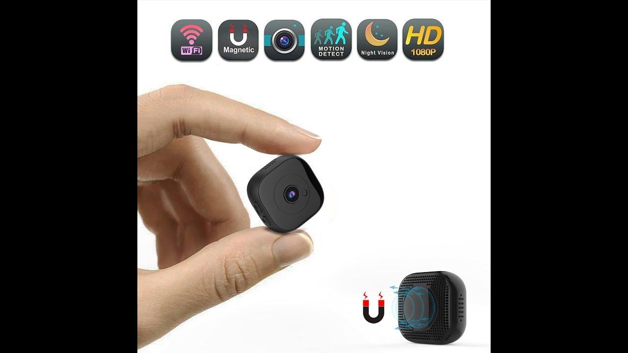 1f90897aa64 Wifi Spy Camera