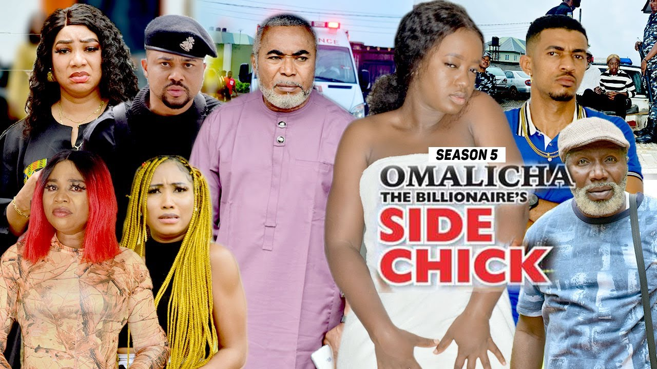 Download OMALICHA THE BILLIONAIRE'S SIDE CHICK 5 {TRENDING NEW MOVIE} - 2021 LATEST NIGERIAN NOLLYWOOD MOVIES