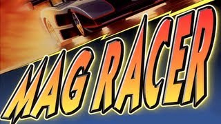 LGR - Mag Racer - DOS PC Game Review