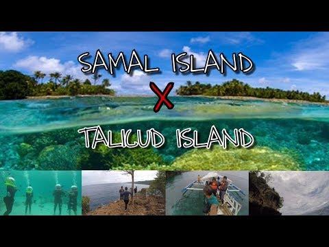 Samal Island x Talicud Island | Davao