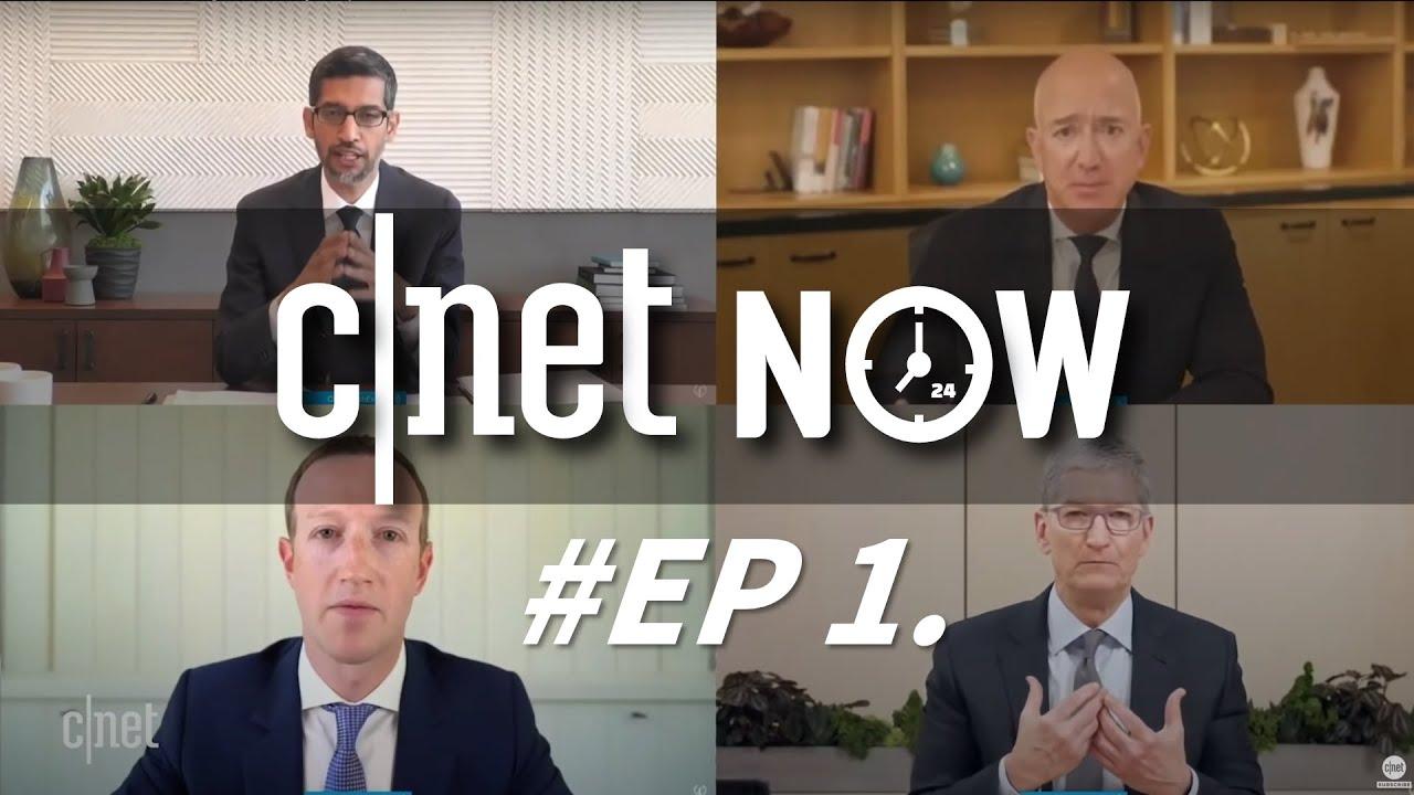 [CNET #NOW] EP1. CES 2021 개최 취소? / 구글, 애플, 페이스북, 아마존 CEO 미 의회 청문회 / 삼성 갤럭시 언팩 소식까지!