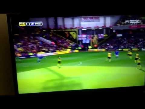 Chris woods goal vs Watford funny!