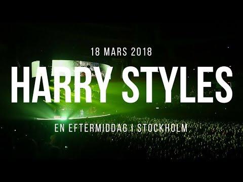 ❃ Harry Styles - En eftermiddag i Stockholm ❃