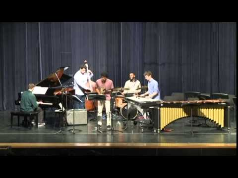 The Chase Jackson Quintet (CJQ) Performing at ISB (The International School Of Beijing, China)