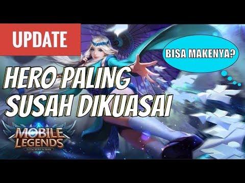 TERNYATA INI 5 Hero Yang PALING SUSAH Dikuasai | Mobile Legends Indonesia