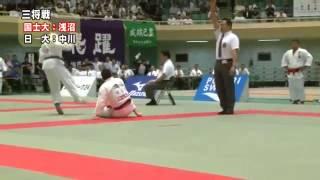 【Men's Teams】中川裕喜(日本大) VS 浅沼拓海(国士舘大)