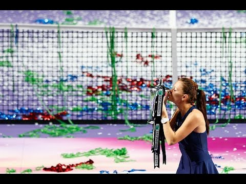 2015 WTA Finals Best Moments