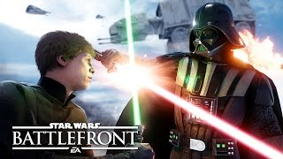 Star Wars Battlefront - Битва Джедаев! 60 FPS (Обзор)