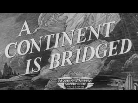 Telephone Communications: A Continent Is Bridged 1940 Educational Documentary WDTVLIVE42 - The Best