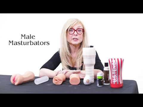 Eva's Boutique and Nina Hartley Master Male Masturbators