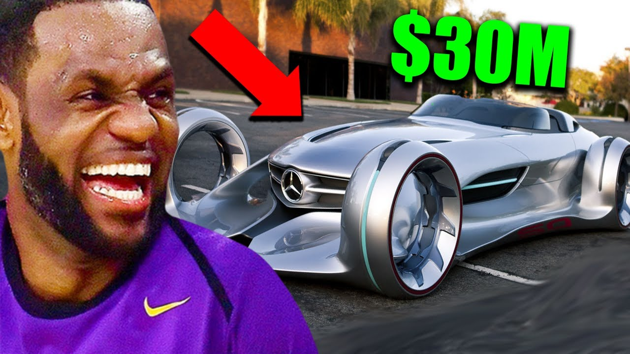 8 Items Lebron James Owns That Cost More Than Your Life Youtube