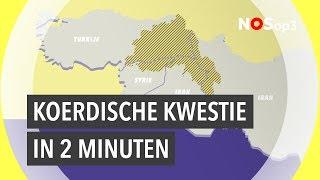 Wat willen de Koerden nu eigenlijk? | NOS op 3