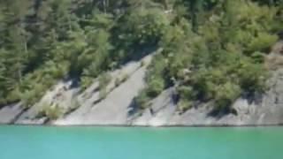 Lac de Monteynard - Un bijou dans un écrin (Isère)
