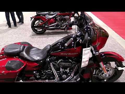 2019 Harley Davidson CVO Street Glide Complete Accs Series Lookaround Le Moto Around The World