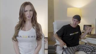 Porn Stars Reveal Black Friday Survival Tip | Brazzers Commercial