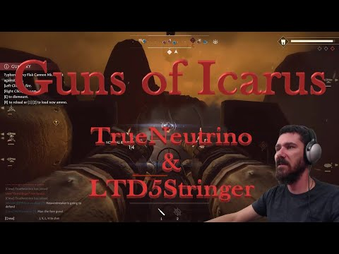 TrueNeutrino: Tutorial and team game-play of Guns of Icarus with LTD5Stringer thumbnail