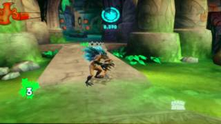 Crash of the Titans (Xbox 360) (Live) Test Demo HD