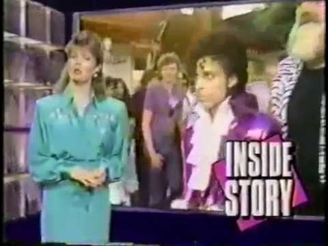 Sheena Easton in Prince Inside Story ET