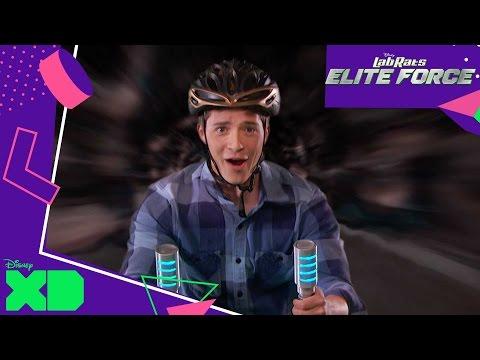 Lab Rats: Elite Force   Test Run   Official Disney XD UK