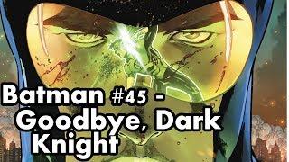 Batman #45 - Enter Booster Gold!