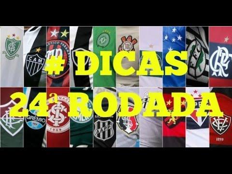 DICAS CARTOLA FC 2016   #24 Rodada DICAS