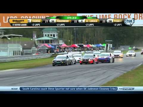 GRAND-AM Championship Weekend Continental Tire Challenge ST Race Highlights