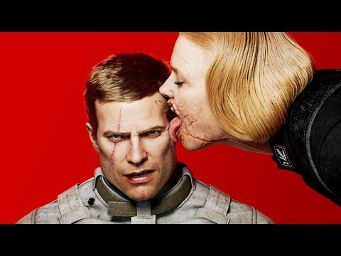 WOLFENSTEIN – All Trailers 2013-2019 (The New Order, The Old Blood, The New Colossus, Youngblood)