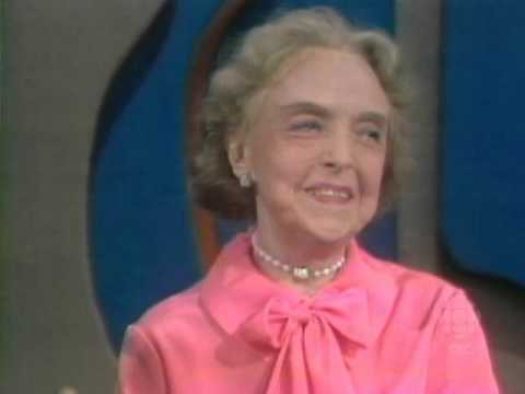 The 1st lady of American film Lillian Gish, 1978: CBC Archives | CBC
