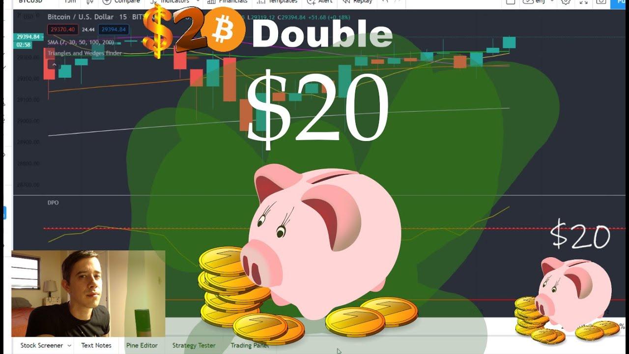 Double bitcoins in 100 hours of spongebob binary options brokers regulated by cftc regulations