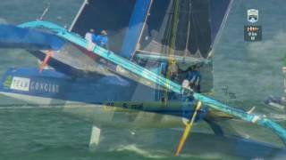 Rolex Fastnet Race 2017 - Multihull Start