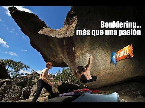Bouldering, más que una pasión