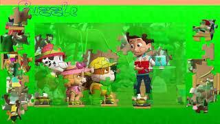 СОБИРАЕМ пазлы щенячий патруль Paw Patrol! забавная игра для детей/ МУЛЬТИК ДЛЯ ДЕТЕЙ