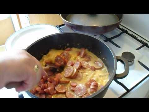 Smetanové brambory