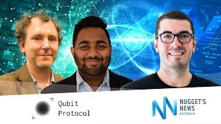 Quantum Computing, Bitcoin & Applications of Quantum Technology.