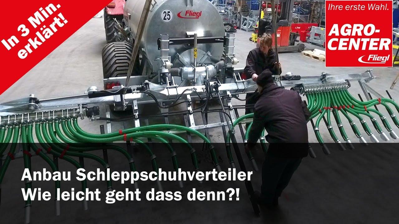 Top Fliegl Agro-Center Schleppschuhverteiler Umrüstung   Wie leicht @SG_46