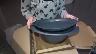 Thermomix unboxing/So kommt er zu euch nach hause