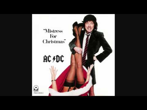 AC/DC - Mistress for Christmas - YouTube