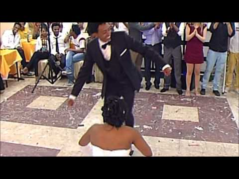 Alemshet&Mebrek wedding eritrean Israel TIGRIT REMIX2013