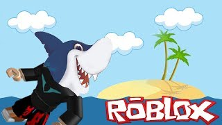 ROBLOX ME COMO A MIS SUSCRIPTORES! MEGALODON SharkBite