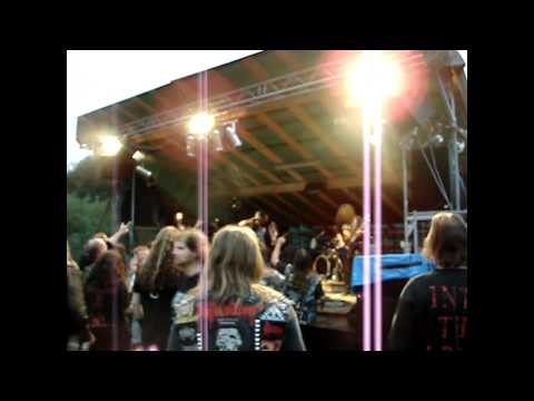 Fatal Embrace - Metal Thrashing Mad + The Ultimate Aggression (live @ HMF 2011 in Großerlach)