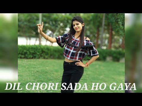 Dil Chori Sada Ho Gaya -Yo Yo Honey Singh | Sonu ke Titu ki Sweety | Dance cover |Ankita Srivastava