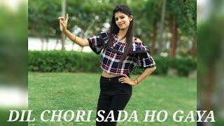 Dil Chori Sada Ho Gaya -Yo Yo Honey Singh   Sonu ke Titu ki Sweety   Dance cover  Ankita Srivastava