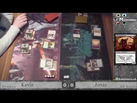 Magic: The Gathering Turnier - FRF Gameday Finale [Deutsch] [HD]