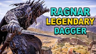 Assassin's Creed Valhalla - How To Get Drengiligr (Ragnar Legendary Dagger / Update 1.1.2)